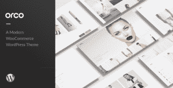 Orco - Multi-Purpose WooCommerce Gutenberg Theme