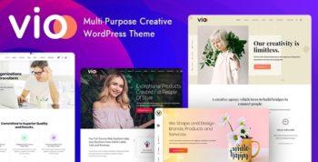 Vio - Corporate Business WordPress Theme