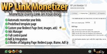WPLM - Wordpress Link Monetizer