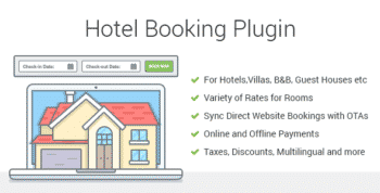 Hotel Booking WordPress Plugin - MotoPress Hotel Booking