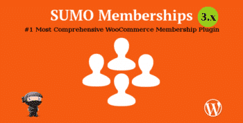 SUMO Memberships - WooCommerce Membership System