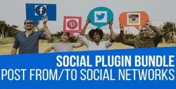 Social Auto Poster WordPress Bundle by CodeRevolution