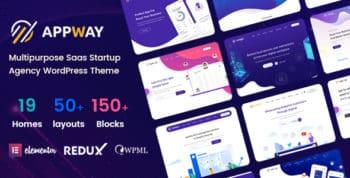 Appway - Saas & Startup WordPress Theme