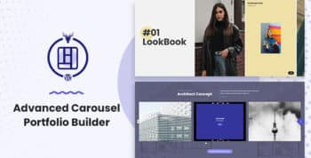 Advanced Carousel Portfolio Builder
