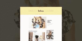 Watsonia - WordPress Blog Theme