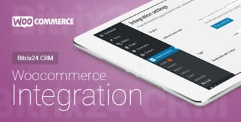 WooCommerce - Bitrix24 CRM - Integration | WooCommerce - Битрикс24 CRM - Интеграция